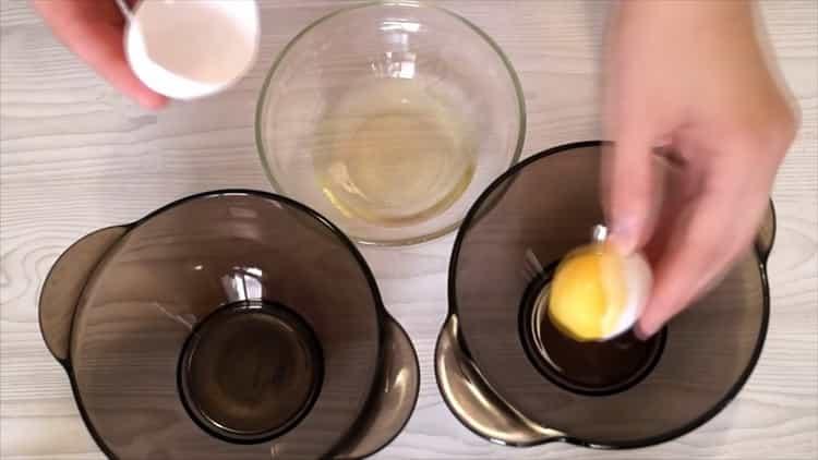 Безе: пошаговый классический рецепт с фото