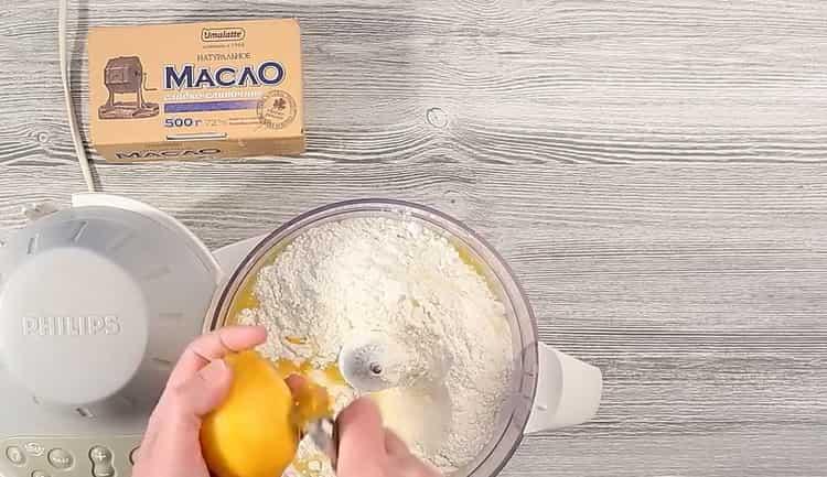 Для приготовления торта подготовьте ингредиенты