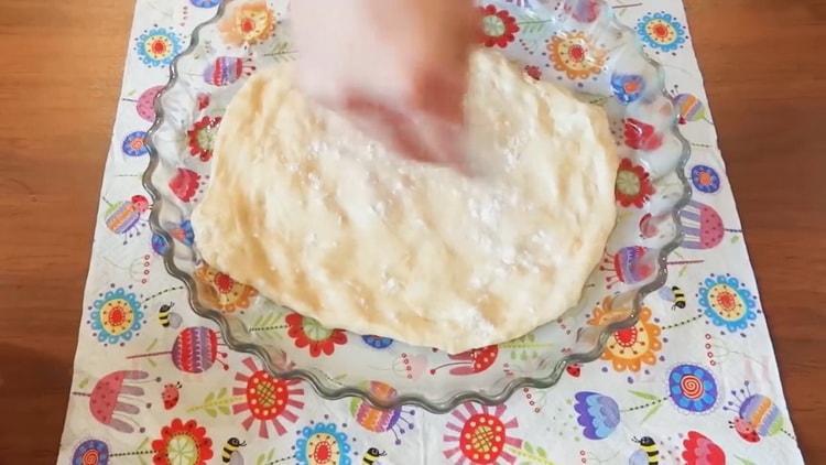 быстрое тесто для пиццы без дрожжей готовится легко