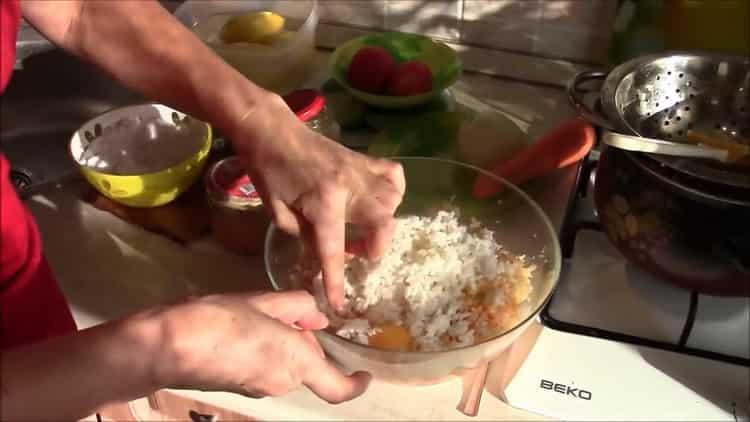 Для приготовления смешайте ингредиентры