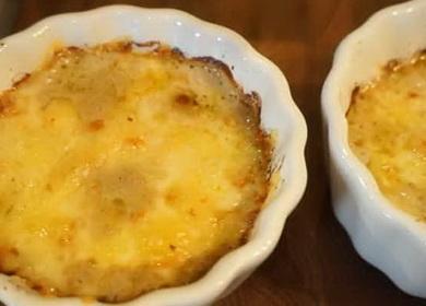 Жульен из шампиньонов и куриной грудки — самый вкусный и простой рецепт 🥣