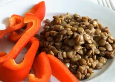 Как научиться готовить вкусную зеленую чечевицу по простому рецепту 🍲