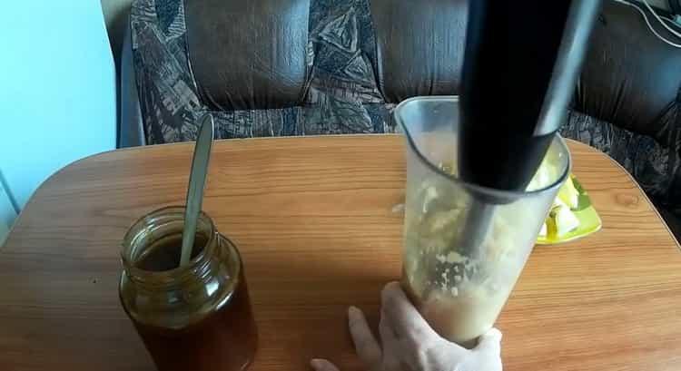 Для приготовления смеси смешайте ингредиенты
