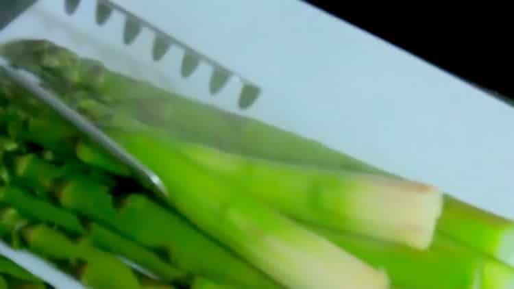 Как варить спаржу по пошаговому рецепту с фото