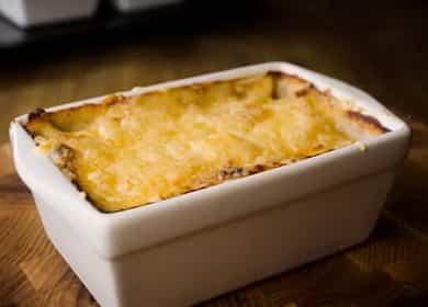 Кальмары, запеченные в сливочном соусе — идеальное блюдо как на праздничный стол, так и на каждый день 🦑