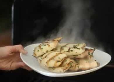 Кальмар по-тайски на гриле — безумно вкусно 🦑