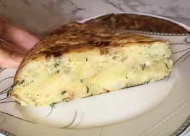 Картофельная тортилья по пошаговому рецепту с фото 🍠