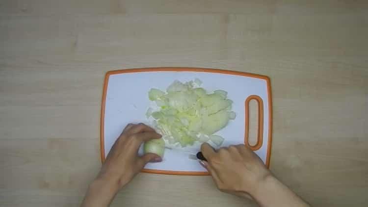 Как готовится лазанья из лаваша