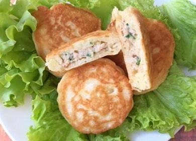 Ленивые беляши без дрожжей и яиц — отличный вариант на завтрак 🍕