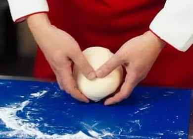 Приготовление тонкого и мягкого теста для пиццы 🍕