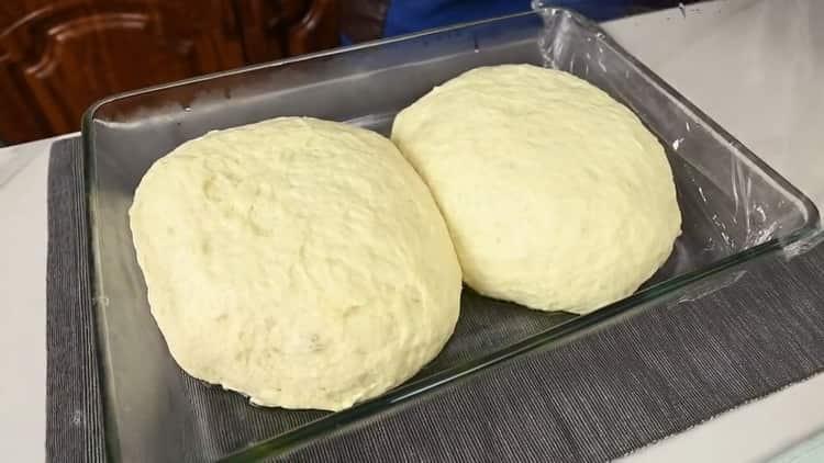 тесто для пиццы тонкое итальянское готово