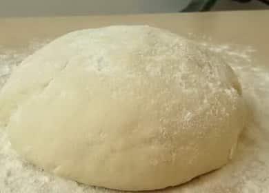 Очень простое и вкусное тесто для пиццы 🍕