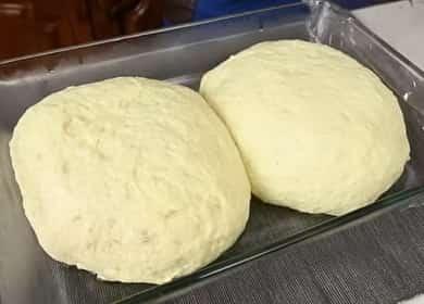 Правильное тонкое итальянское тесто для пиццы 🍕