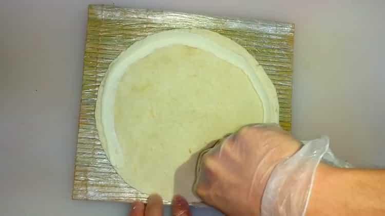 Как готовится тортилья с курицей