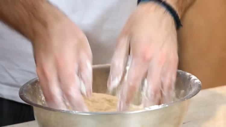 Для приготовления тортильи подготовьте ингредиенты
