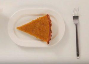 Готовим изумительно вкусный американский тыквенный пирог по пошаговому рецепту с фото.