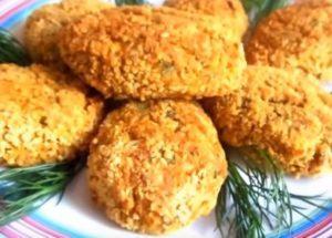 Готовим вкусные котлеты из тыквы без мяса: интересный пошаговый рецепт с фото.