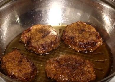 Как научиться готовить вкусные печеночные котлеты из свиной печени 🥩