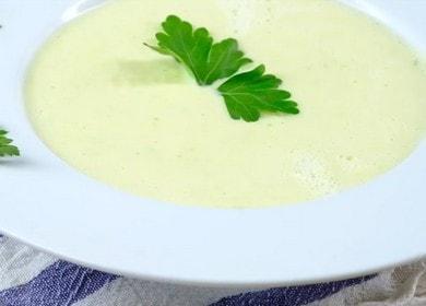 Очень вкусный суп-пюре из цветной капусты 🍵