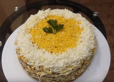 Как научиться готовить вкусный торт из печени 🥩