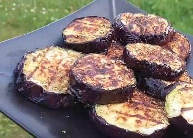 Готовим вкусные баклажаны на гриле 🍆