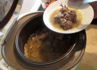Как научиться готовить вкусную печень говяжью в мультиварке 🥩