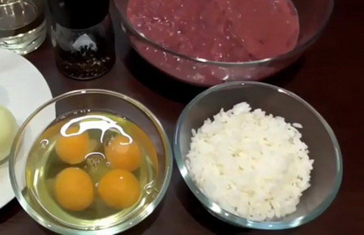 Как готовится запеканка из печени