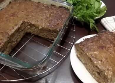 Как научиться готовить вкусную запеканку из печени 🍲