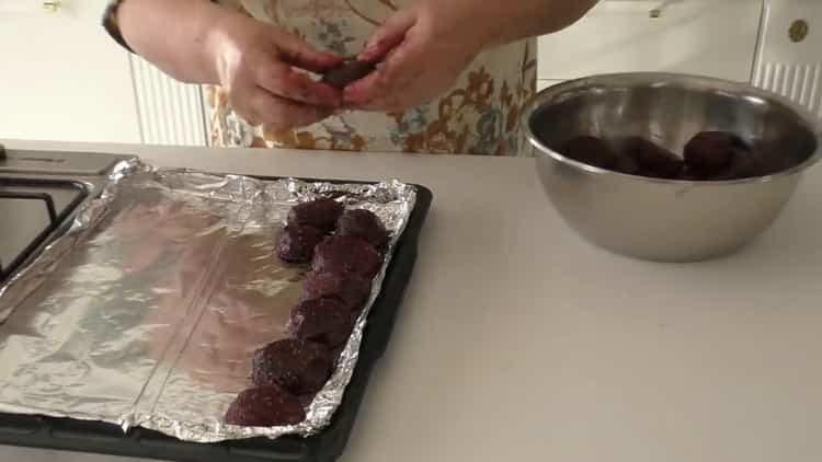 Как запекать свеклу в духовке в фольге по пошаговому рецепту с фото
