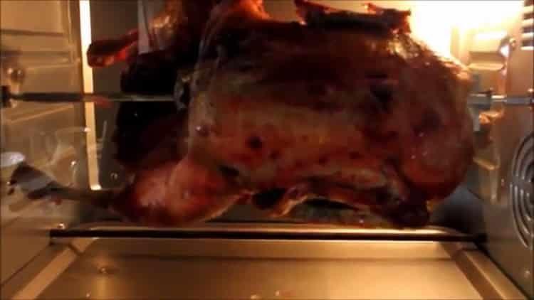как приготовить утку в духовке целиком