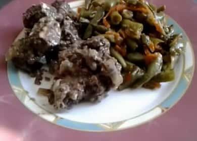 Как научиться готовить вкусную печень говяжью по простому рецепту 🥩