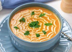 вкусный классический рецепт приготовления тыквенного супа-пюре