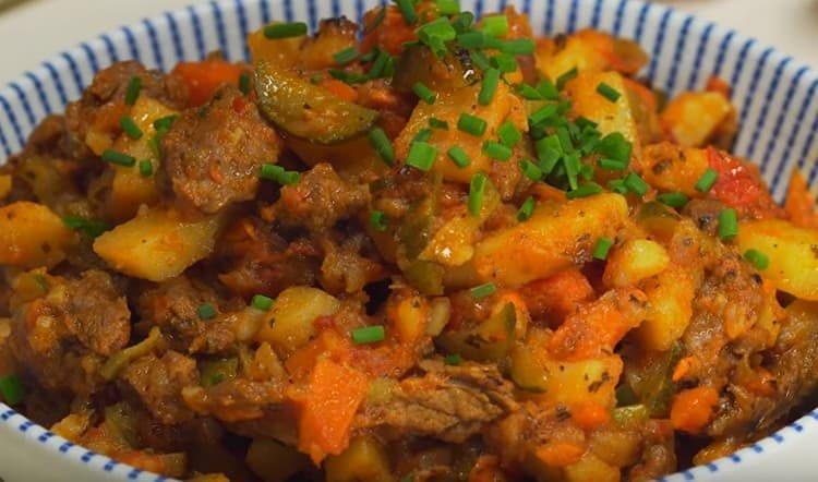 Вот такие замечательные блюда можно приготовить из говядины.
