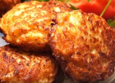 Невероятно вкусные капустные котлеты 🥝 без мяса