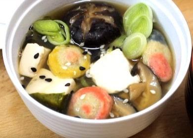 Мисо суп — все секреты 🥝 приготовления