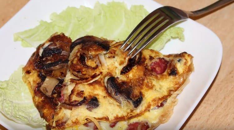Теперь вы знаете, что можно быстро и вкусно приготовить на завтрак.