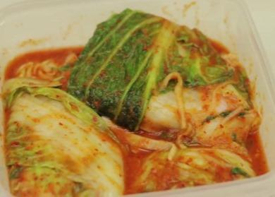 Настоящая корейская кухня 🥝