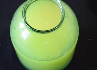 Лимончелло — рецепт вкусной 🥝 лимонной настойки