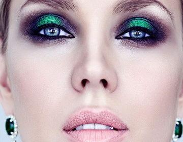 100 фото самых красивых 🥝 вариантов подиумного макияжа