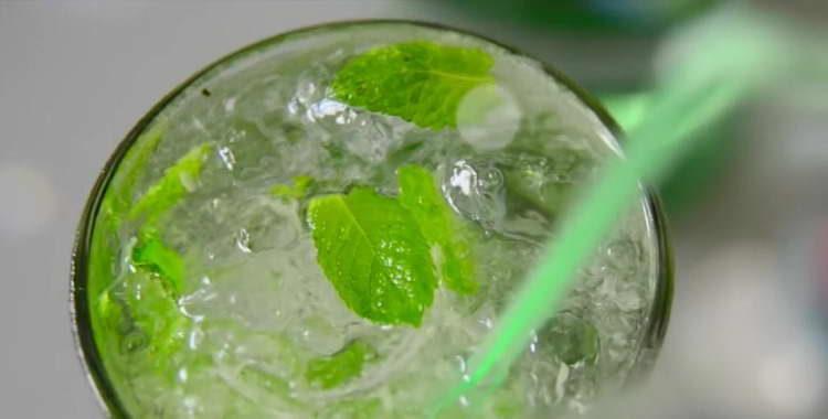 Простой рецепт коктейля 🥝 Мохито
