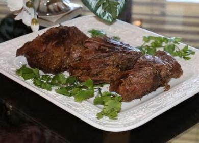 Самая вкусная, сочная 🥝 и мягкая говядина в духовке