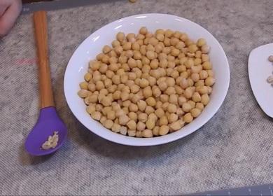 Рецепт приготовления вкусного 🥝 нута