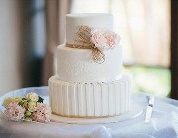 100 фото самых красивых 🥝 вариантов свадебного трехъярусного торта