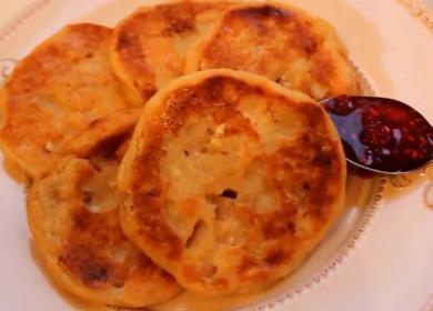 Простой рецепт сырников 🥝 из творога в духовке