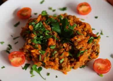 Рецепт приготовления вкуснейшей 🥝 чечевицы