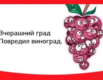 Короткие скороговорки для детей 🥝 50 самых лучших скороговорок на русском