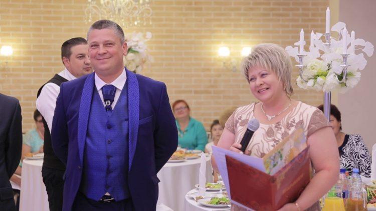 Музыкальное поздравление родителей жениха на свадьбе сына