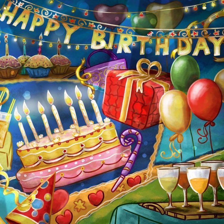 Видео открытки с днем рождения для мальчика 13 лет
