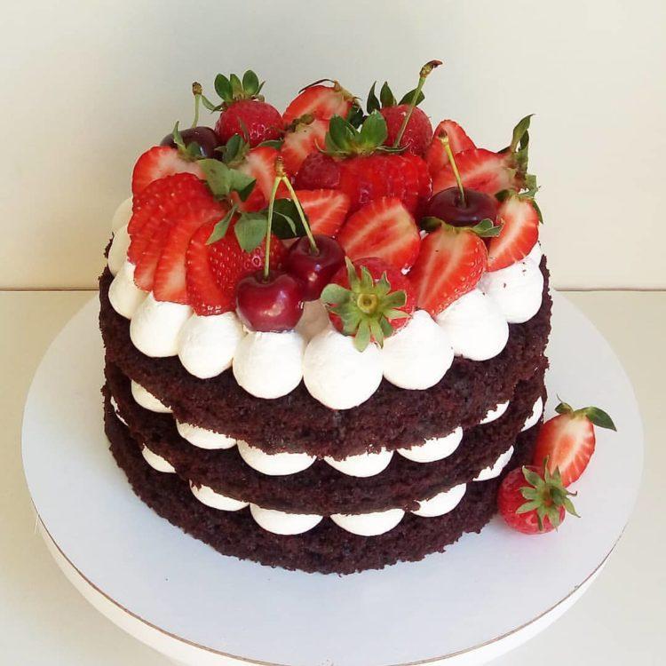 картинки интересных тортов без мастики поверхность
