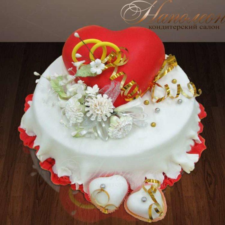 обман телефонном одноярусный свадебный торт из двух сердец фото рецептов